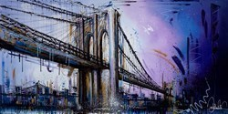 Strung Out IV by Samantha Ellis -  sized 48x24 inches. Available from Whitewall Galleries